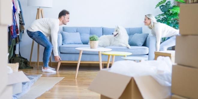 vytvorenie obývacej izby