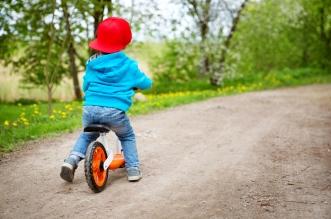 Odrážadlo – skvelá zábava pre najmenšie deti