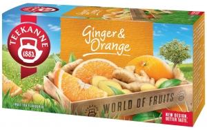 TEEKANNE Ginger & Orange