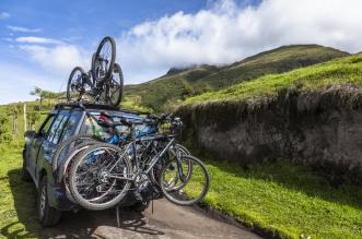 Nosiče bicyklov sú zárukou komfortnej jazdy